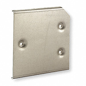 Interior Panel, Aluminum, For Use With: Mfr. No. 2NVZ5, 2NVZ6