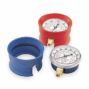 BOOTS 3-1/8IN DIA RUBBER GAUGE 2PK