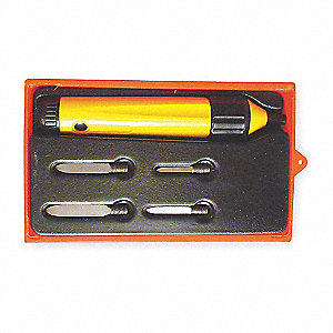 Deburring Scraper Tool Set,D Series