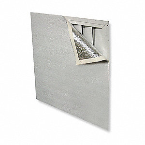 Ceiling Shutter Cover,36 x 48 In