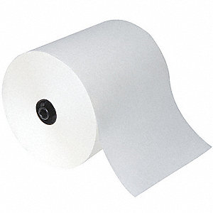 enMotion® 700 ft. Hardwound Paper Towel Roll, White, 6PK