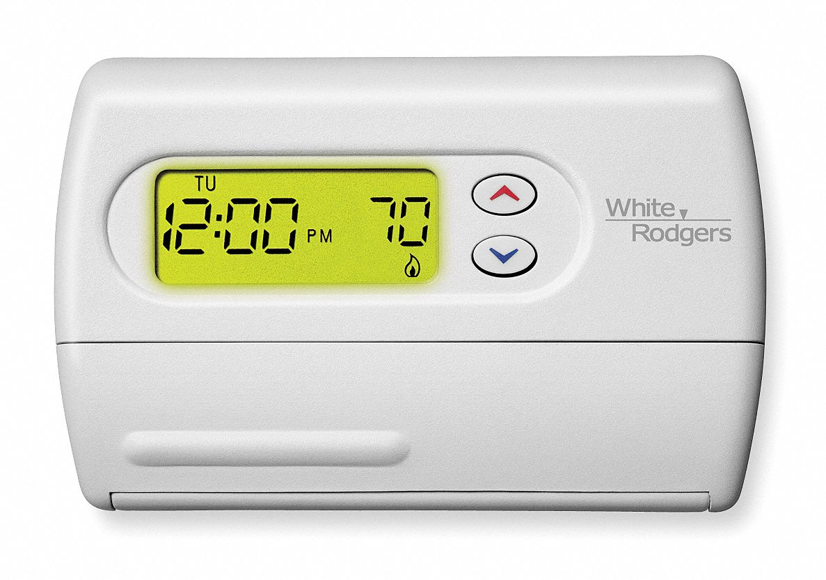 Emerson Low Voltage Thermostat  Stages Cool 1  Stages Heat
