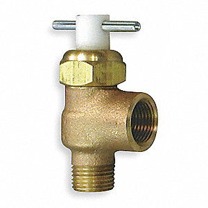 Volume Control Valve For Use With Wash Fountains