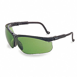 Genesis® Scratch-Resistant Safety Glasses, Shade 2.0 Lens Color