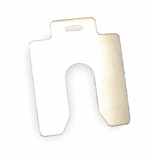 Slotted Shim Stock