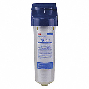 "3/4"" NPT Plastic Water Filter System, 8 gpm, 125 psi"