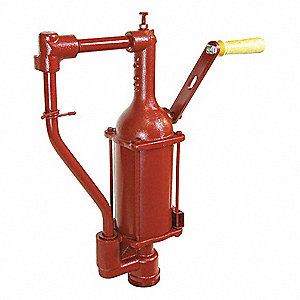Cast Iron Hand Operated Drum Pump, Rotary