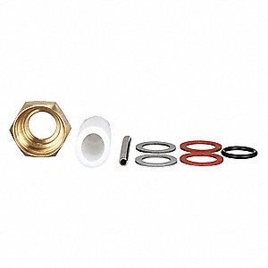 Manual Mixing Valve Repair Kit For Use With Wash Fountains