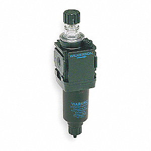Air Line Lubricator,1/4In,57.5cfm,250psi