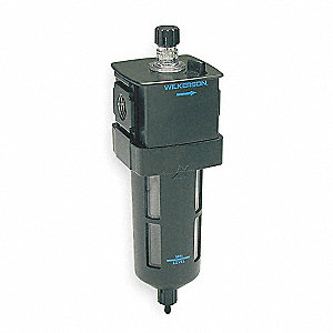 Air Line Lubricator,1/2In,184cfm,150 psi