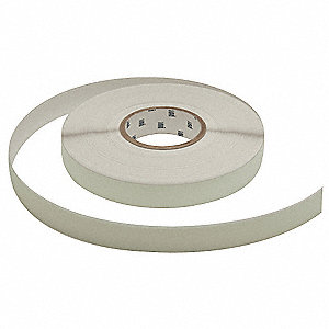 "Floor Marking Tape, Solid, Continuous Roll, 1"" Width, 1 EA"