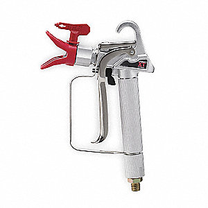 Airless Spray Gun,3000 psi,Tip 0.015In.