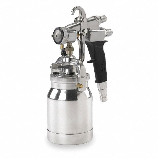 HVLP Spray Gun; For Use With 0277030, 0277032, Mfr. Model No. 0277047