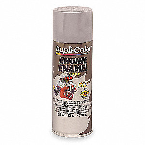 Engine Enamel,16 Oz