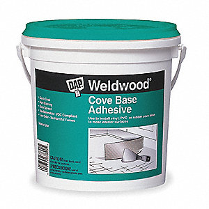Light Gray 1 qt. Construction Adhesive, 20 min. Curing Time, 1 EA