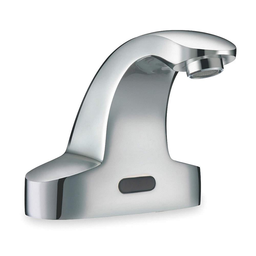 SLOAN Faucet,Sensor,3/8 In. Compresion,0.5 gpm - 5WHX0|SF2350 ...