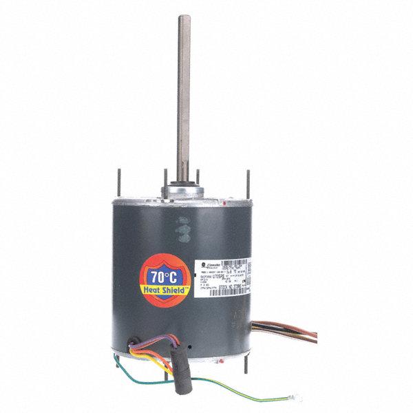 Genteq 3 4 hp condenser fan motor permanent split for Best lubricant for electric fan motor