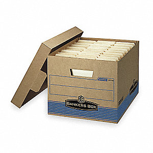 Banker Box,Ltr/Lgl,Recycled,PK12