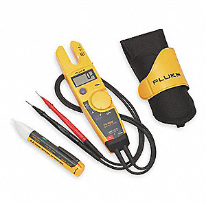 Electrical Test Kit, Test Instrument Included: Voltage Detector, Voltage Tester