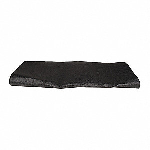 Non Slip Drawer Liner Roll, Polyethylene Foam, 5 ft. Length, 2 ft. Width