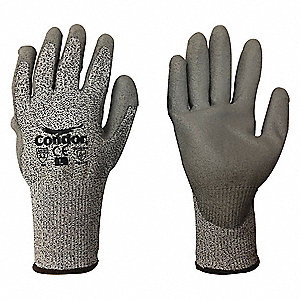 Coated Gloves,  XL/10,  1 PR
