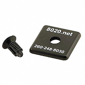 END CAP,FOR 40-4040/40-4040-LITE,PK