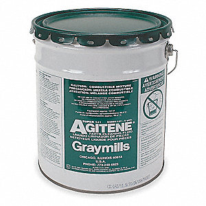 5 gal. Petroleum Based Cleaning Solvent, Green