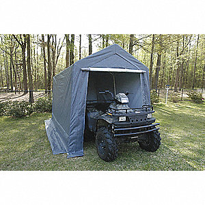 Storage Shed, 12 Ft. X 7 Ft. 7 In.