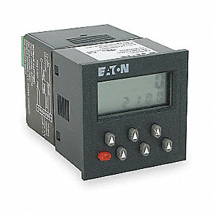 Electronic Counter,6 Digits,1 Preset,LC
