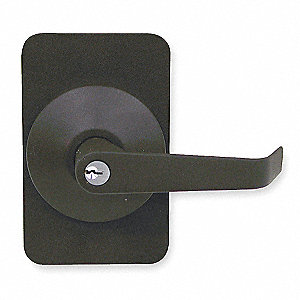 Lever,Lever Escutcheon w/Lock,19 Series