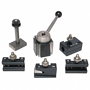 Toolholding Starter Set,DA,5 Pcs