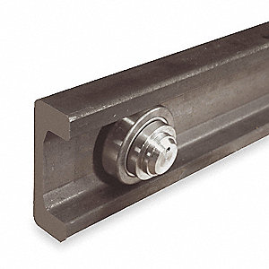 Linear Rail,609.6mm L,121.3 mm W,41 mm H