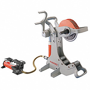 Electric Pipe Cutter,2-1/2 to 8 In