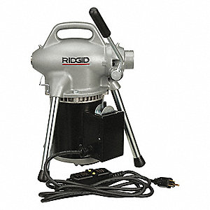 Ridgid Cleaner Drain Only K50 Drain Cleaning Machines