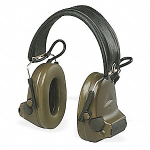 Headset,Flexible Microphone,NRR 21dB