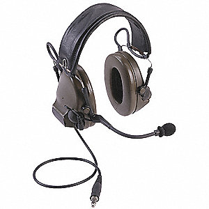 Behind-the-Neck Headset, 21dB