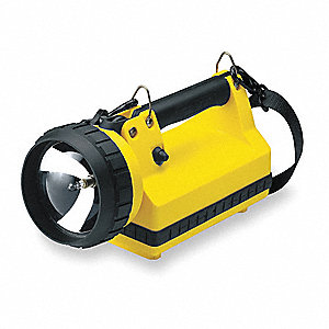 LanternHalogen, Plastic, Maximum Lumens Output: 400, Yellow, 11.50""