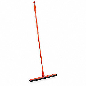 "Floor Squeegee,Straight Double,28"" W"
