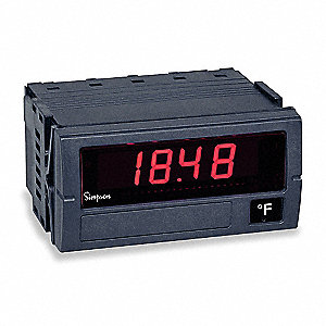 Digital Panel Meter,Temperature