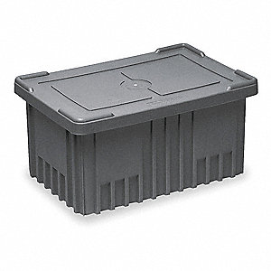Lid,ESDConductive,Blk,For 2TB32,33,34,35