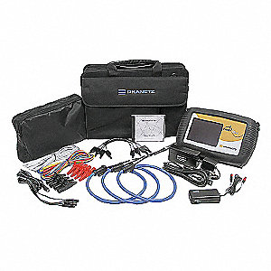 Power Quality Analyzer Kit,100TW,3000A