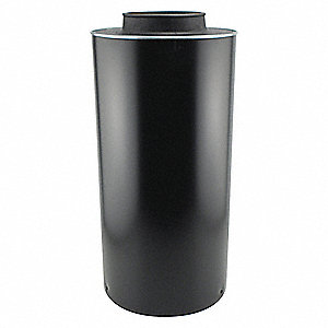"Air Filter, Round, 20-1/8"" Height, 20-1/8"" Length, 9-5/8"" Outside Dia."
