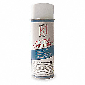 Air Tool Conditioner/Cleaner, 16 oz. Container Size, 11.75 oz. Net Weight