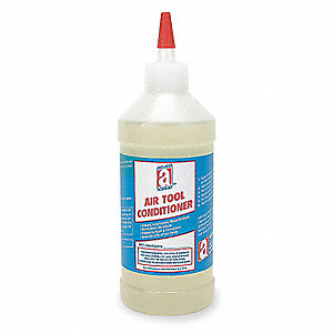 Air Tool Conditioner/Cleaner, 16 oz. Container Size, 16 oz. Net Weight
