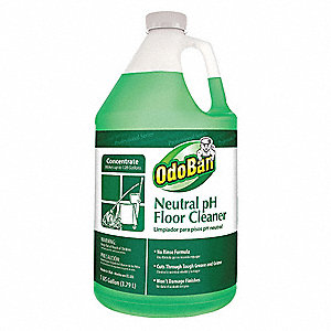 1 gal. Neutral pH Floor Cleaner, 4 PK