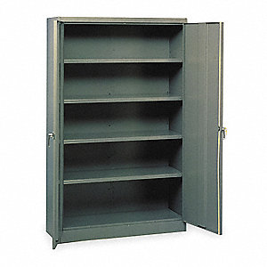 JUMBO STORAGE CABINET,ASSEMBLED,H78