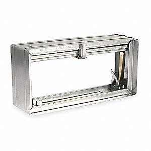 Fire Damper, Rectangular