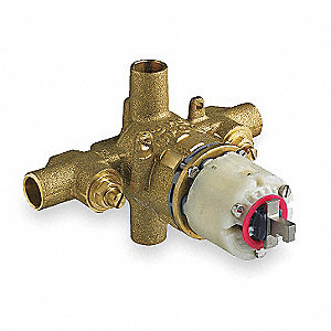Rough In Valve,Pressure Balancing,Brass
