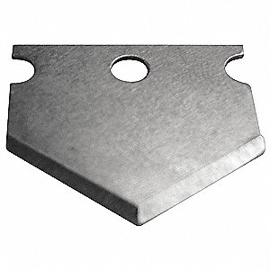 Replacement Blade with Stainless Steel Construction
