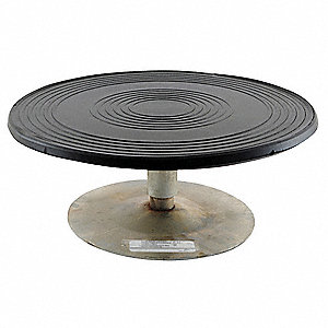Bench Top Turntable,500 lb.,4 In.